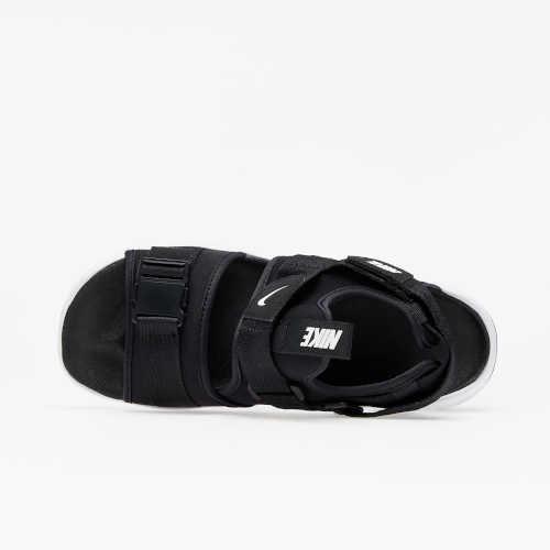 Čierno-biele dámske sandále Nike