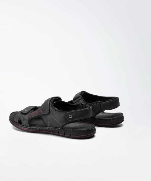 Kožené moderné pánske sandále