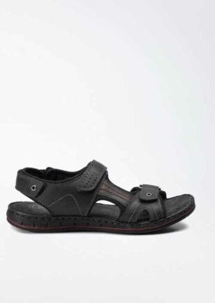 Kožené pánske pohodlné sandále