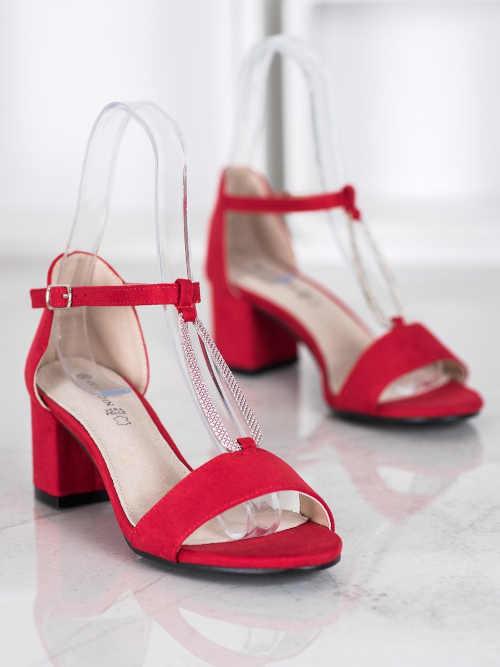 Elegantné dámske sandálky na leto aj na ples