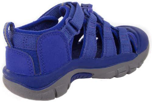 Modré chlapčenské sandále Keen výpredaj
