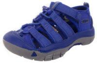 Modré detské sandále KEEN NEWPORT H2 JR