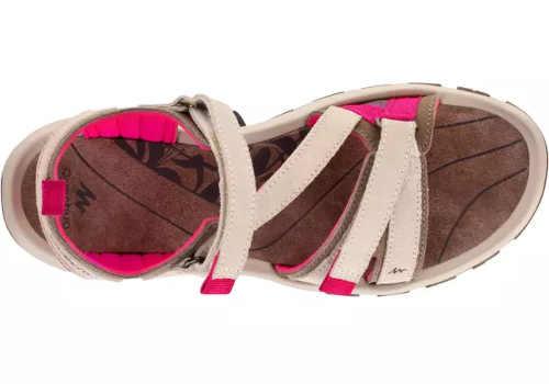 Outdoorové moderné páskové sandále