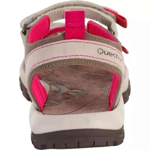 Páskové dámske dvojfarebné sandále