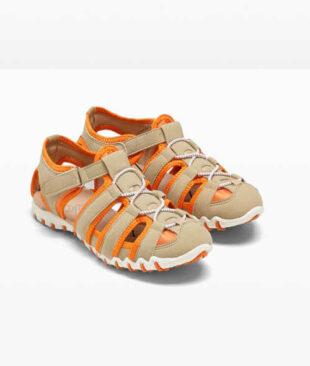 Dámske sandále v modernom prevedení