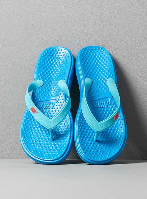 Detské žabky modré Nike