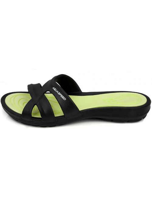 Gumové dvojfarebné topánky do vody