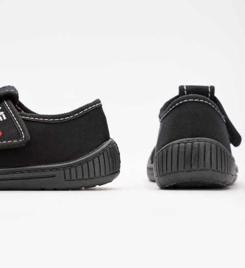 Detské papuče so suchým zipsom