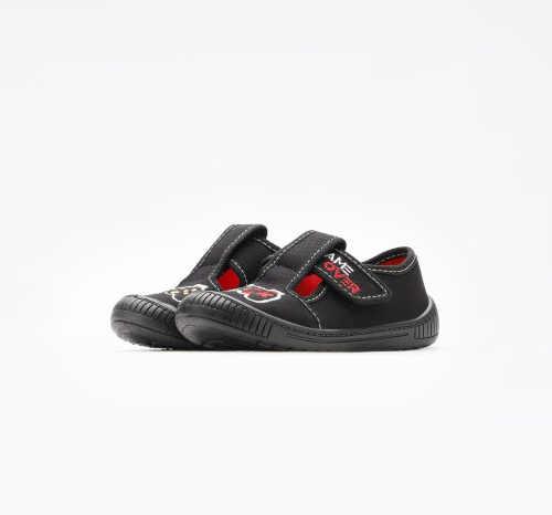 Kvalitné detské papuče s nápisom