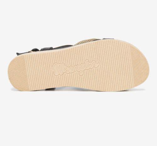 Moderné letné sandále s remienkom