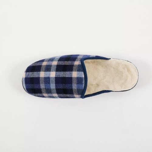 Pánske domáce papuče v 3 variantoch