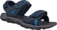 Pánske outdoorové remienkové sandále ALPINE PRO AMAGO