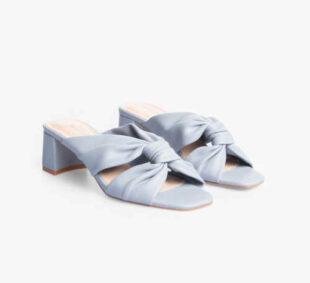 Dámske papuče v modernom dizajne
