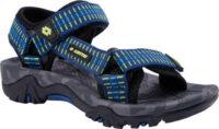 Detské pohodlné sandále na suchý zips
