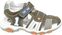 Kvalitné chlapčenské sandále so suchým zipsom