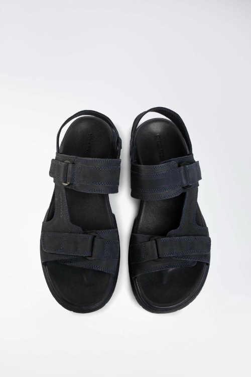 Moderné pánske sandále na suchý zips