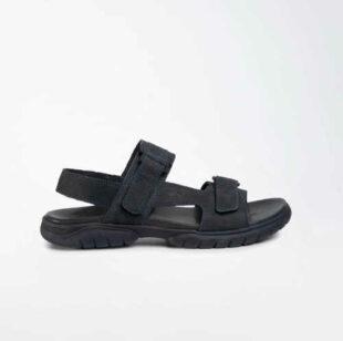 Pánske pohodlné sandále na suchý zips