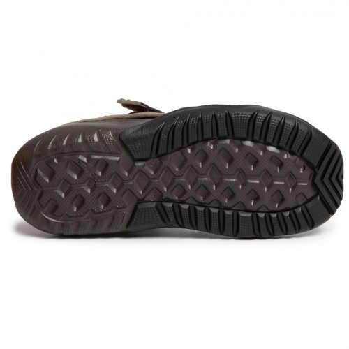 Pánske sandále s otvorenou špičkou