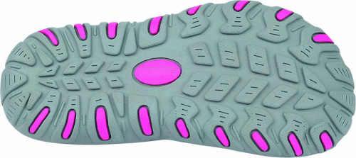 Pohodlné moderné detské sandále