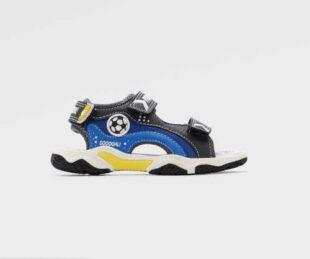 Chlapčenské sandále na suchý zips