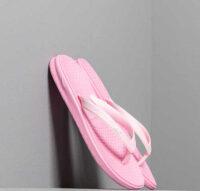 Detské ružové gumené žabky Nike