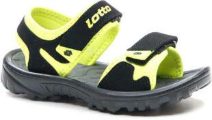 Juniorské sandále na suchý zips