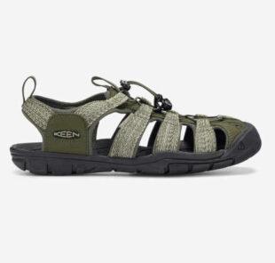 Pánske outdoorové sandále z vysokokvalitného materiálu